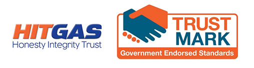 HitGas Accredited With Trust Mark